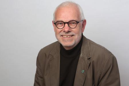 Portraitbild Wolfgang Kintscher