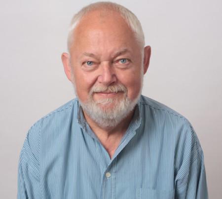 Portraitbild Klaus Gutsch